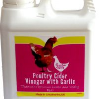 Battles Cider Vinegar with Garlic