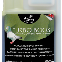 Carr's Turbo Boost