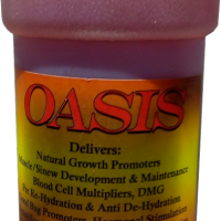 Oasis pigeon suppliment