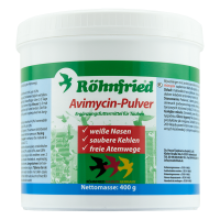 Rohnfried Avimycin Respiratory